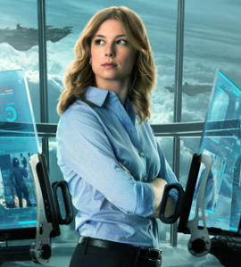 Agente 13 Sharon Carter