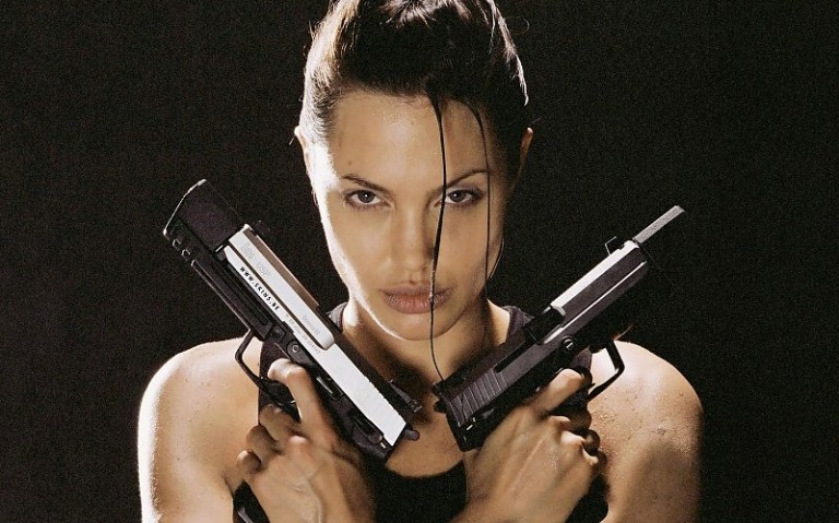 Angelina Jolie Tomb Raider Lara Croft