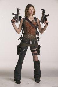Alice Resident Evil