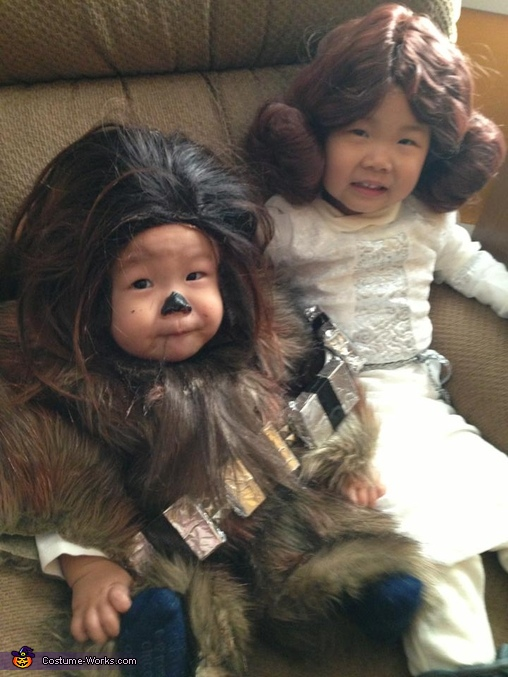 baby_chewbacca_and_little_leia