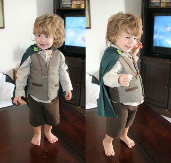 Frodo Señor de los Anillos