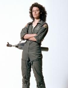 Teniente Ripley Alien