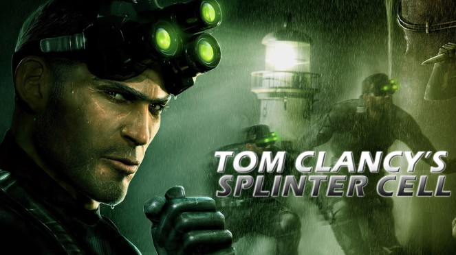 tom clancy splinter cell