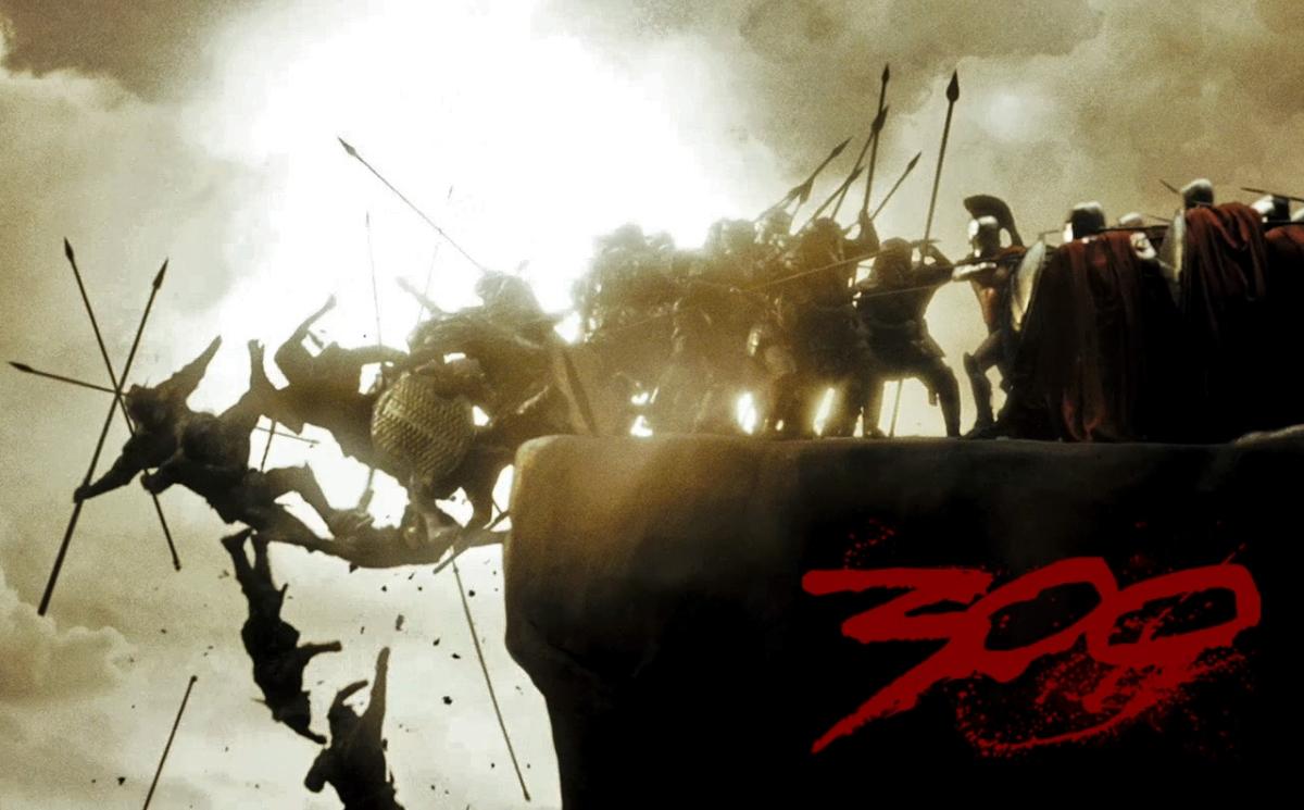 300: del comic al cine