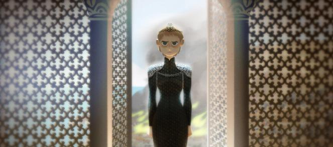Cersei Lannister de Juego de Tronos por Alex Cho