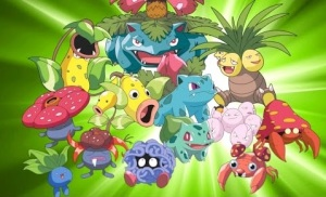 pokemon planta