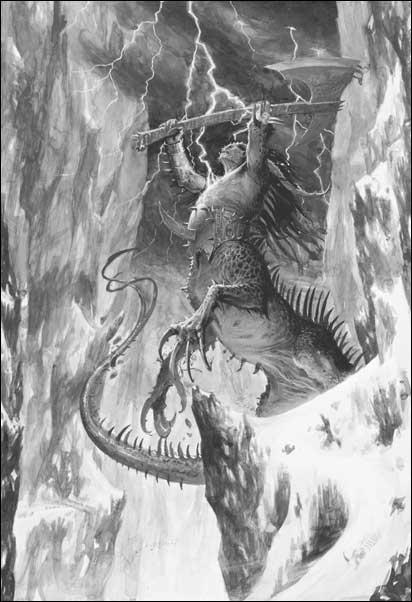 Bestias del Caos Warhammer Fantasy