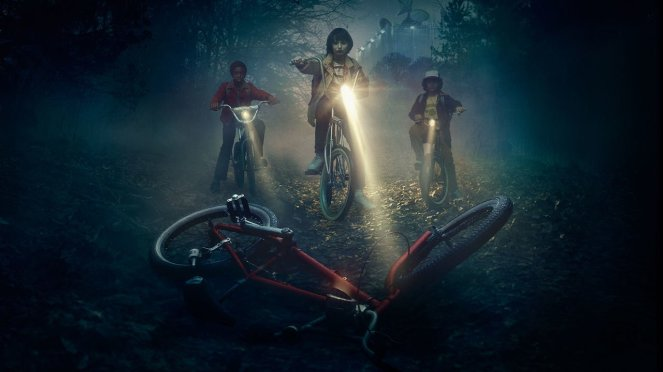 Niños Stranger Things