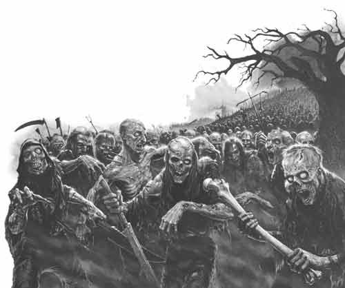 No muertos Warhammer Fantasy