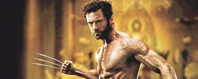 Hugh Jackman en X-Men Orígenes: Lobezno