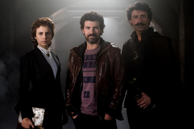 Personajes del Ministerio del Tiempo