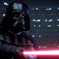 Darth Vader sin la voz de Constantino Romero dentro del casco