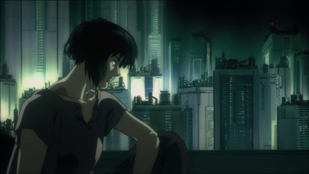 Ghost in the Shell (el alma de la máquina) De manga a película de acción real